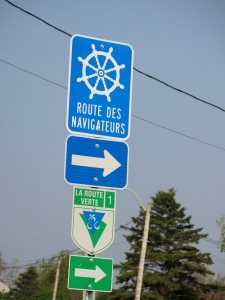 ROUTE OF GREAT NAVIGATORS AND CYCLISTS