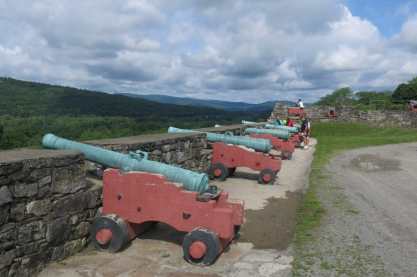 THE GUNS OF FORT TICONDEROGA