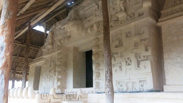 DOOR TO INNER PASSAGE IN PYRAMID